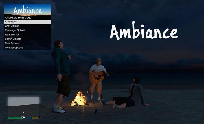 Ambiance для ГТА 5