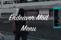Endeavor Mod Menu трейнер для ГТА 5
