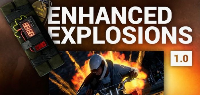 Enhanced Explosions мод в ГТА 5