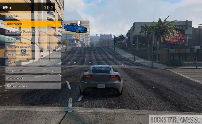 Скачать Enhanced Native Trainer для GTA 5