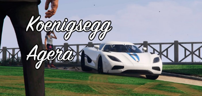 Koenigsegg Agera для ГТА 5