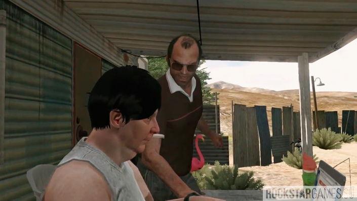 Миссии поиска беглецов в GTA 5