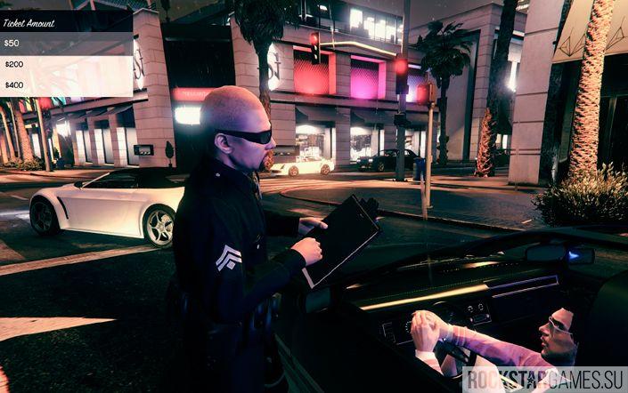 Police Mod для ГТА 5