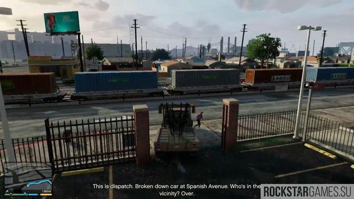 Чудаки и незнакомцы GTA 5 — Тоня Уиггинс