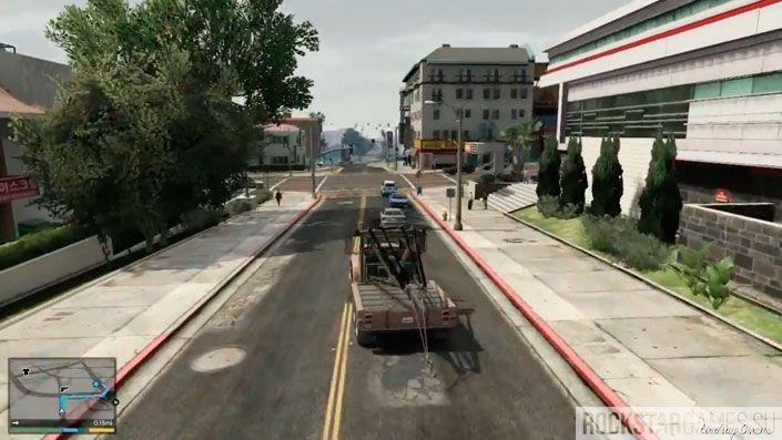 Миссии за Тоню Уиггинс в GTA 5