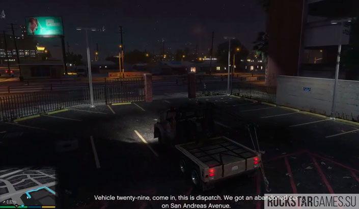 Миссии за чудаков в GTA 5 — Тоня Уиггинс
