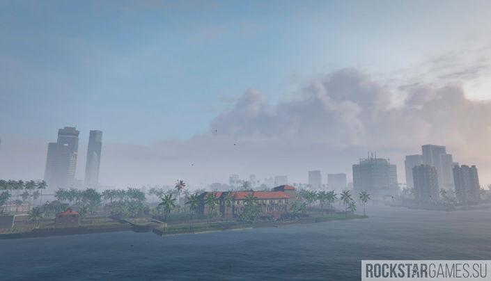 Vice City с графикой ГТА 5