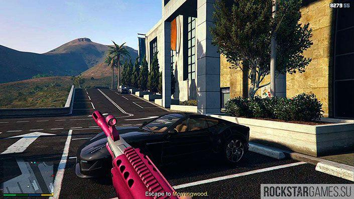 Развязка - миссия GTA 5
