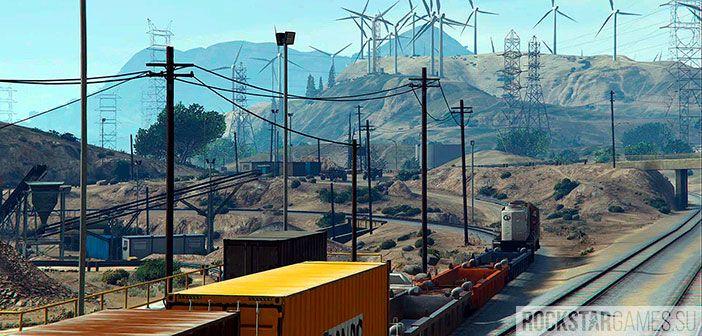 Запасный путь - миссия GTA 5