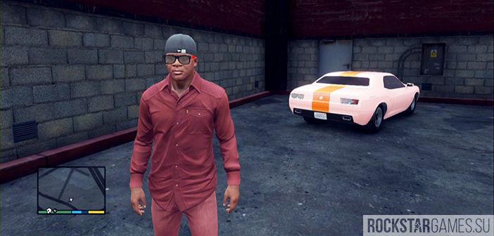 Gauntlet - миссия GTA 5