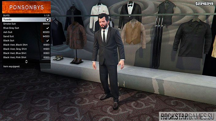 Сойти с катушек - миссия GTA 5