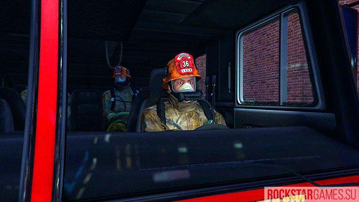 Налет на Бюро - миссия GTA 5