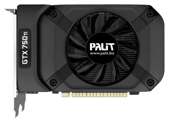Palit GeForce GTX750Ti StormX OC
