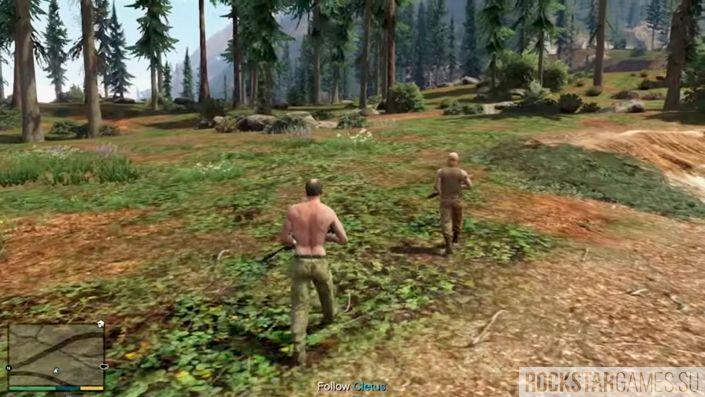 GTA 5 чудаки и прочие незнакомцы