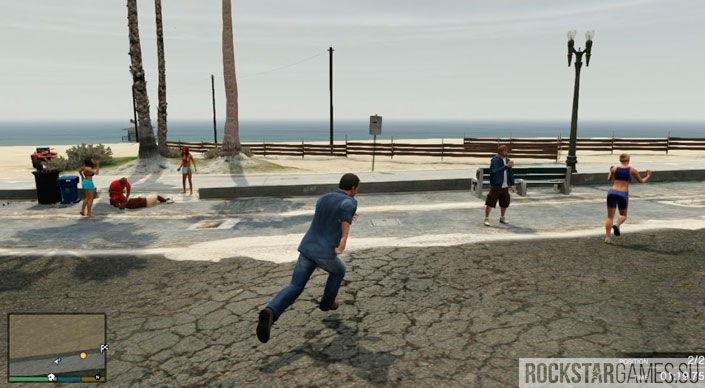 GTA 5 чудаки и незнакомцы