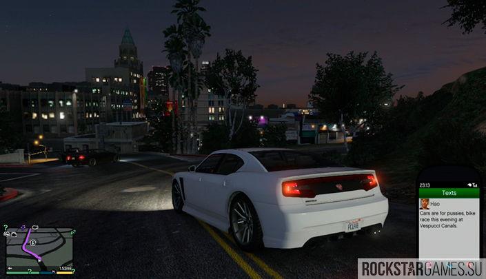 GTA 5 гонки