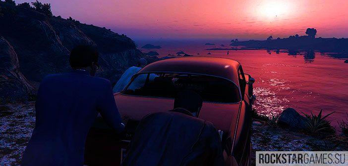 Последний рывок - миссия GTA 5