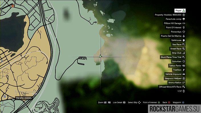Двенадцатая бочка на карте