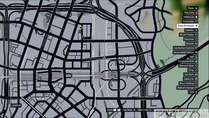 Двенадцатый обрывок на карте