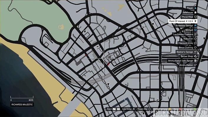 Пятнадцатый обрывок на карте