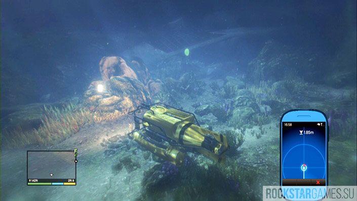 18 контейнер - глубина 144 фута