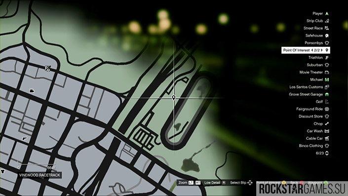 22 обрывок на карте