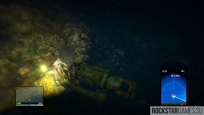 23 контейнер - глубина 62 фута