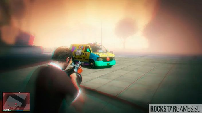 Задания от Барри GTA 5 — шаг 10