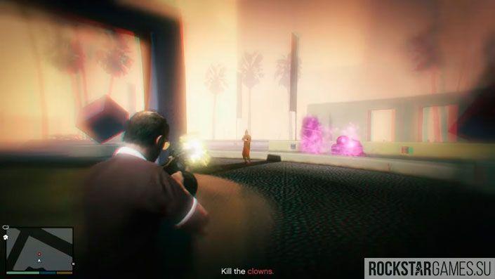 Задания от Барри GTA 5 — шаг 9