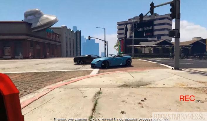 Прохождение Беверли Фелтон GTA 5 — шаг 17