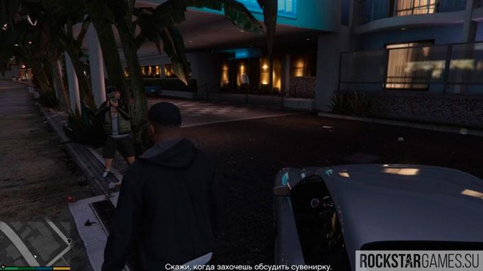 Прохождение заданий за Беверли Фелтона в GTA 5 — шаг 30