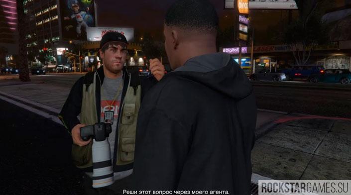 Прохождение заданий за Беверли Фелтона в GTA 5 — шаг 31