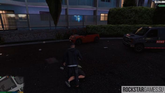 Чудаки и незнакомцы GTA 5 — Беверли Фелтон