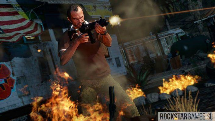 Чудаки и незнакомцы в GTA 5 — шаг 1