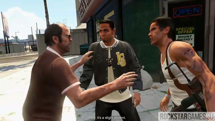 Чудаки и незнакомцы в GTA 5 — шаг 8
