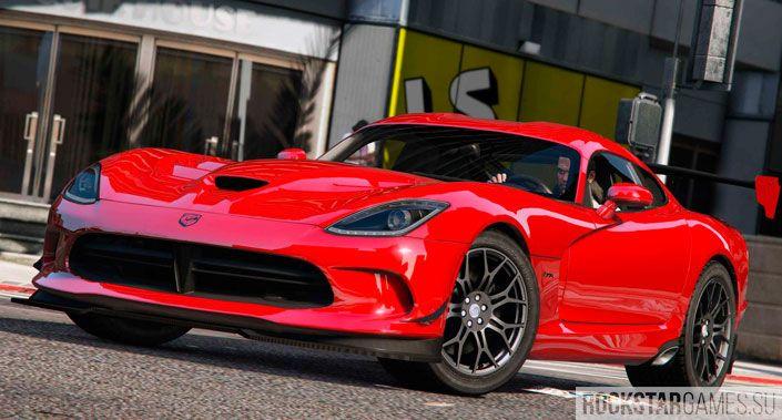 Dodge Viper для GTA 5
