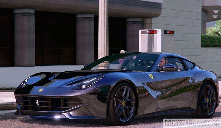 Ferrari F12 Berlinetta для GTA 5