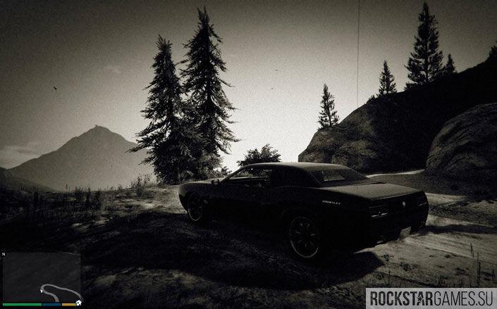 Прохождение задания Загадочное убийство в GTA 5