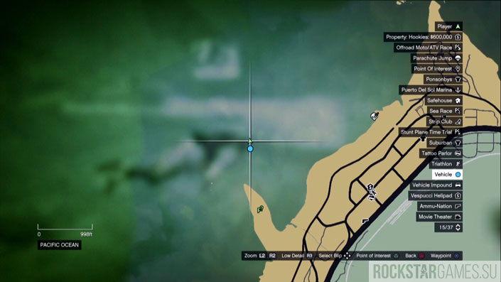 Первый дипломат на карте