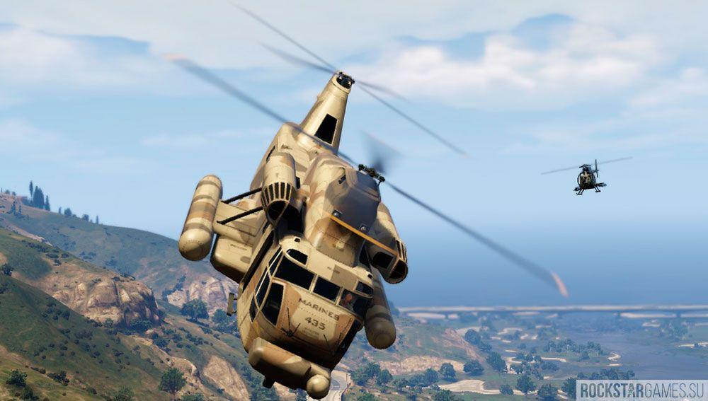 Где найти грузовой вертолет
