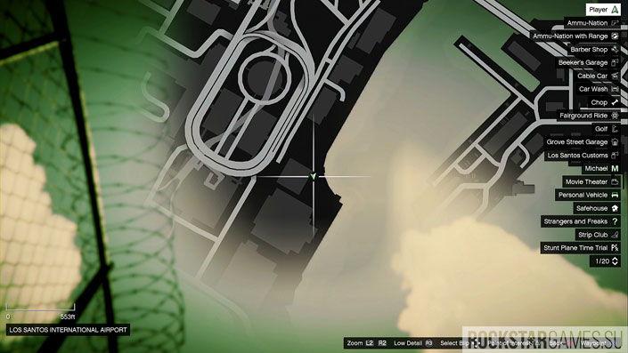 Карта мозаики обезьяны в GTA 5 — изображение 10