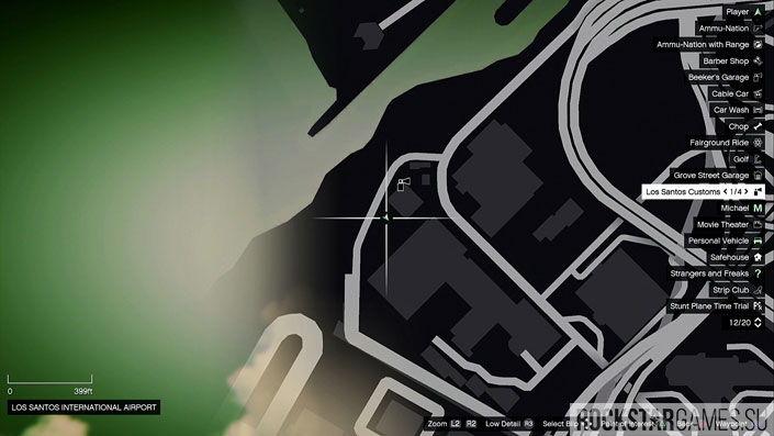 Карта мозаики обезьяны в GTA 5 — изображение 11