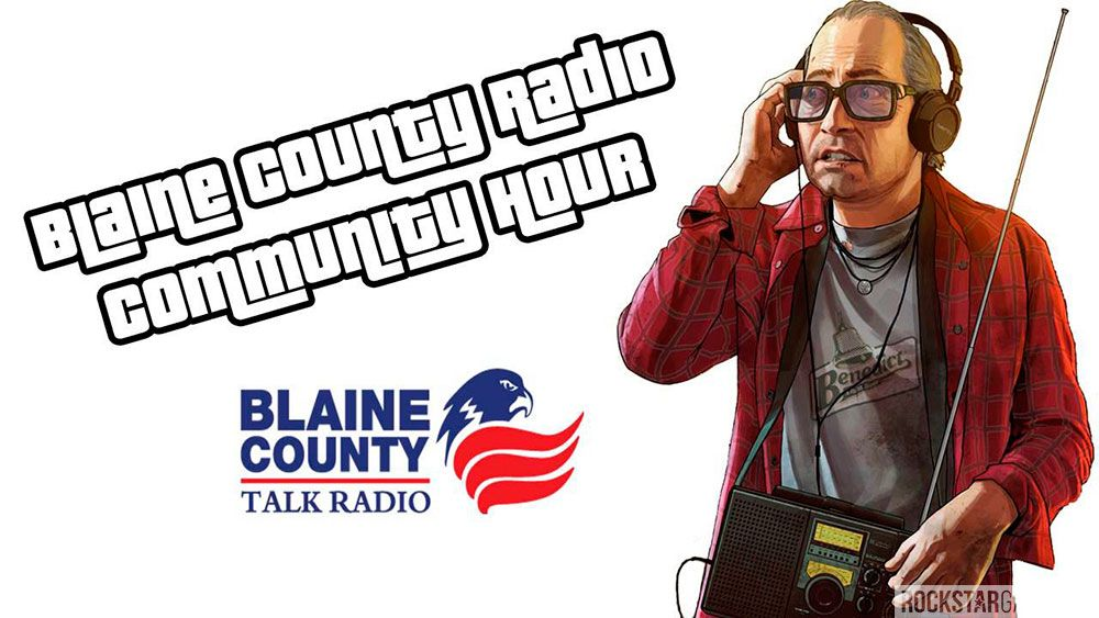 Радио Blaine County Radio