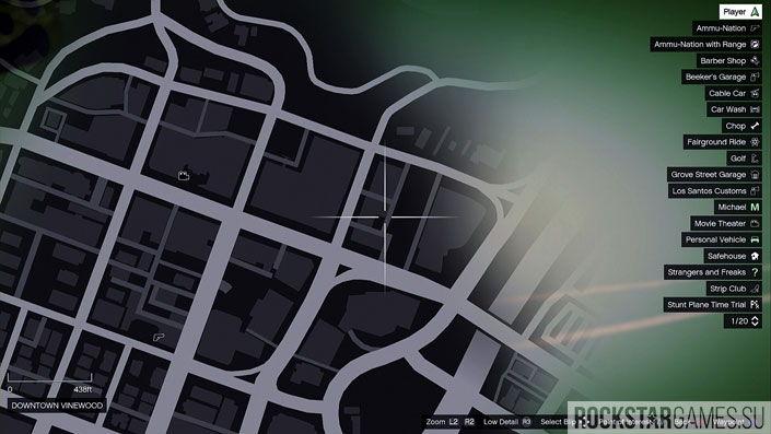 Карта мозаики обезьяны в GTA 5 — изображение 22
