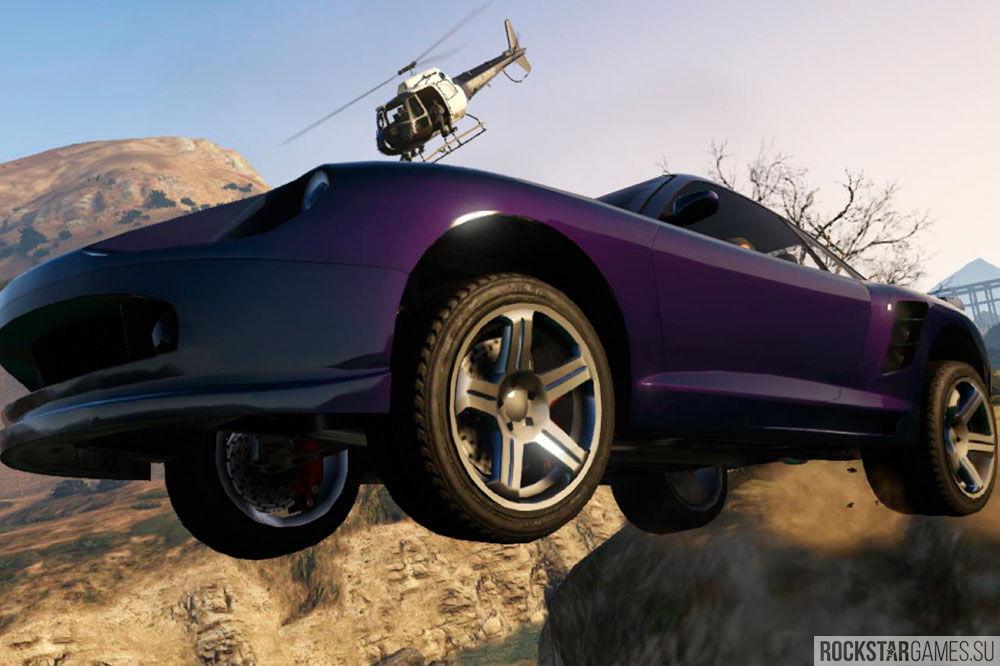 Успех прыжка напрямую зависит от характеристик автомобиля