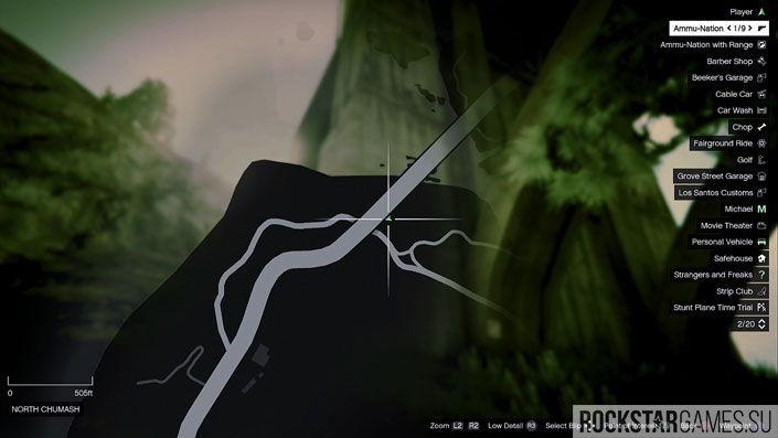 Карта мозаики обезьяны в GTA 5 — изображение 38