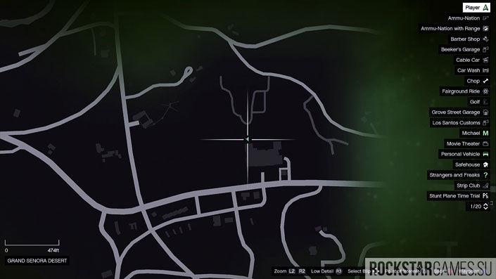 Карта мозаики обезьяны в GTA 5 — изображение 40
