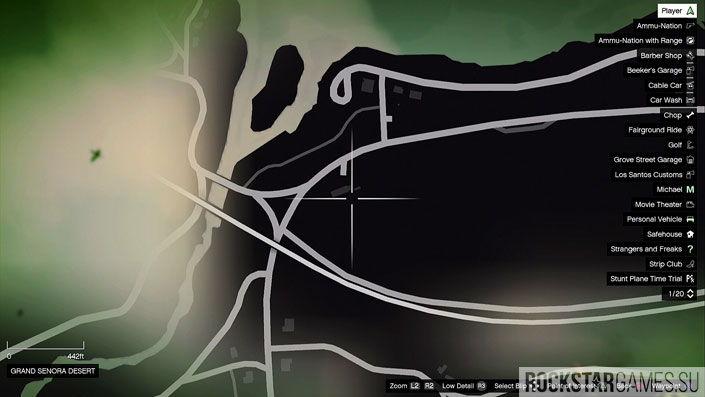 Карта мозаики обезьяны в GTA 5 — изображение 41