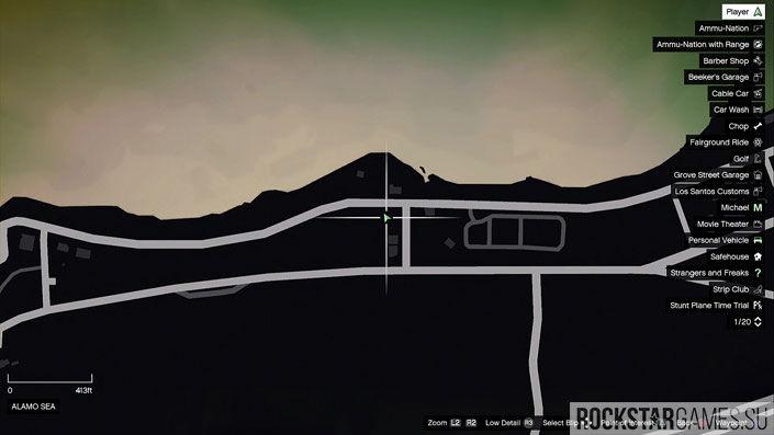 Карта мозаики обезьяны в GTA 5 — изображение 42