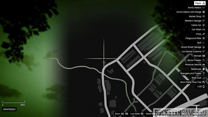 Карта мозаики обезьяны в GTA 5 — изображение 48
